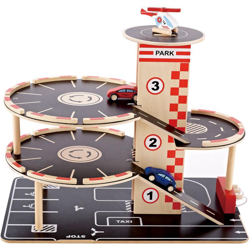 Park & Go garage