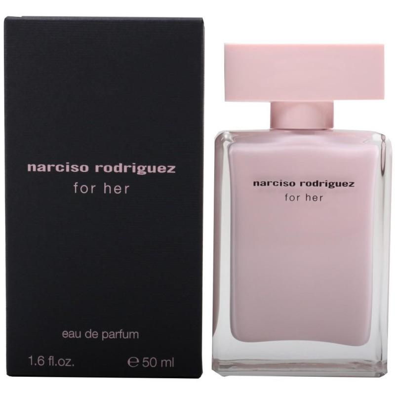 For Her eau de parfum, 50 ml
