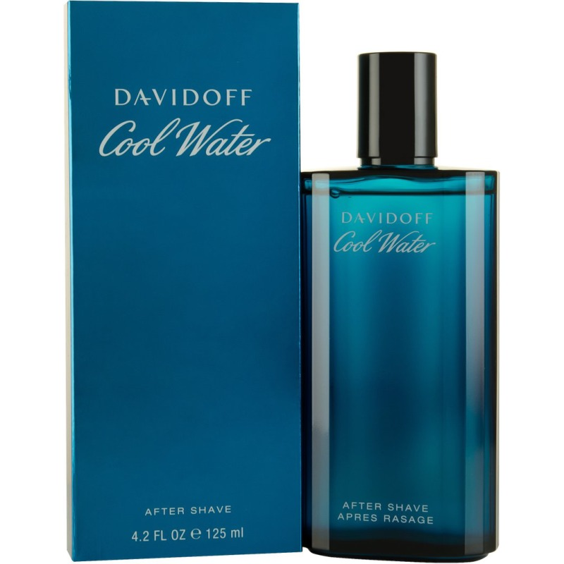 Cool Water Man aftershave, 125 ml