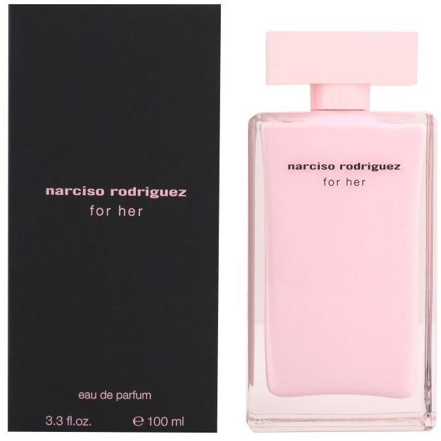 For Her eau de parfum, 100 ml
