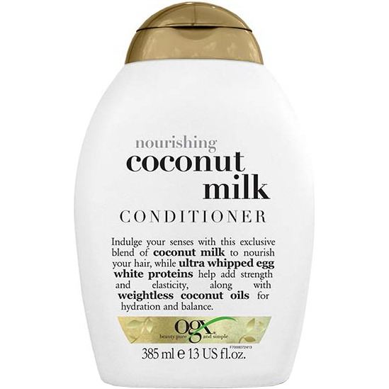 Nourishing Coconut Milk conditioner, 385 ml