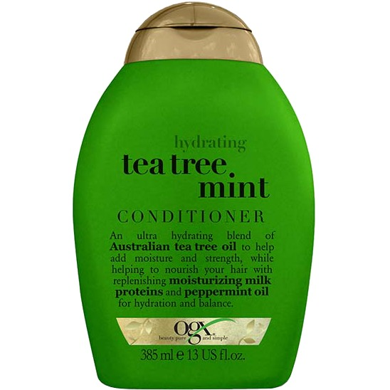 Hydrating Teatree Mint conditioner, 385 ml