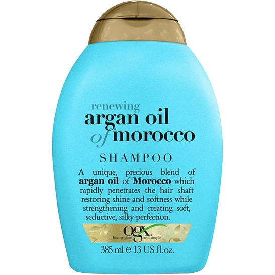 Renewing Argan Oil of Morocco shampoo, 385 ml