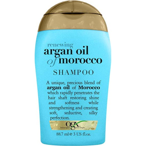Renewing Argan Oil of Morocco shampoo, 89 ml