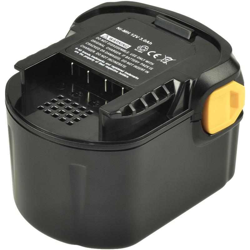 2-Power Accu voor elektrisch gereedschap NiMH 3000 mAh