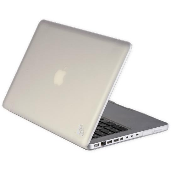 - 'Clip On' Beschermhoes voor Apple MacBook Air 11 inch (Frozen Wit)