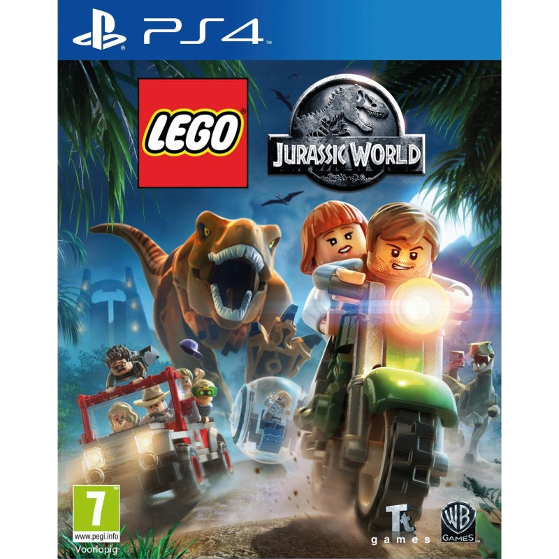 LEGO, Jurassic World PS4