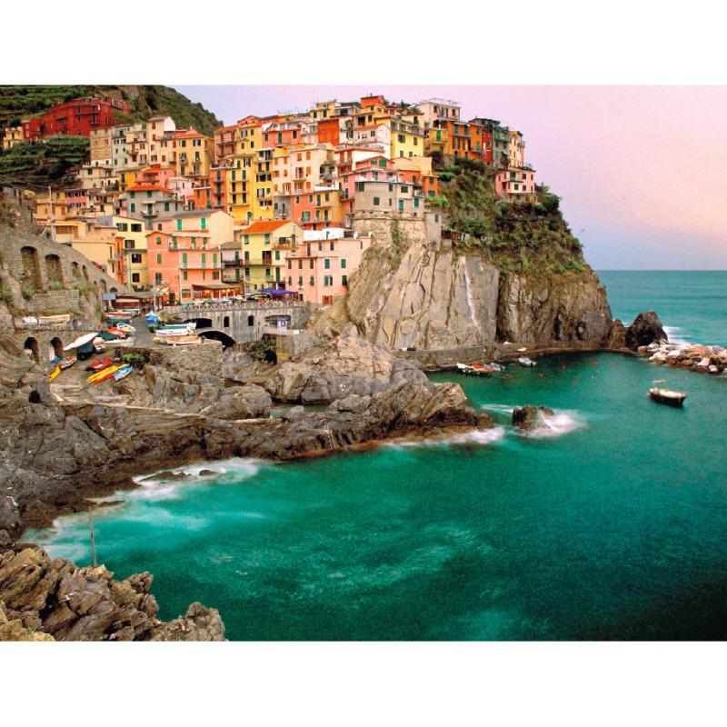 Cinque Terre Itali� puzzel, 2000 stukjes