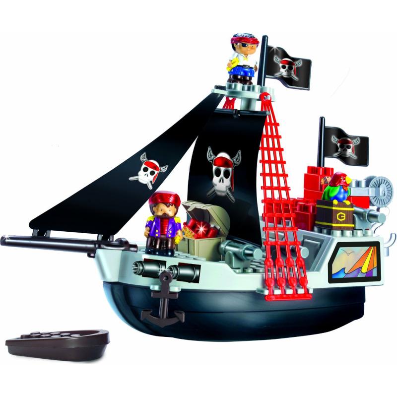 Abrick Piratenschip