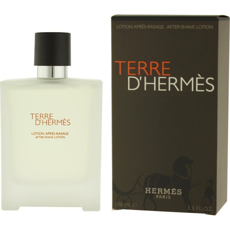 Terre d' aftershave lotion, 100 ml