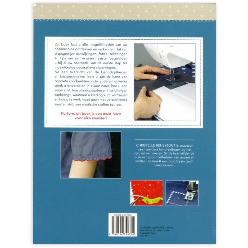 Compleet handboek werken met de naaimachine