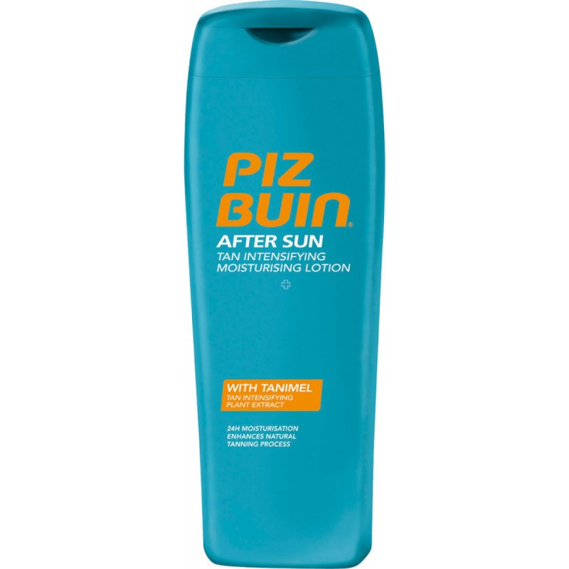 After Sun tan intensifying moisturizing lotion, 200 ml