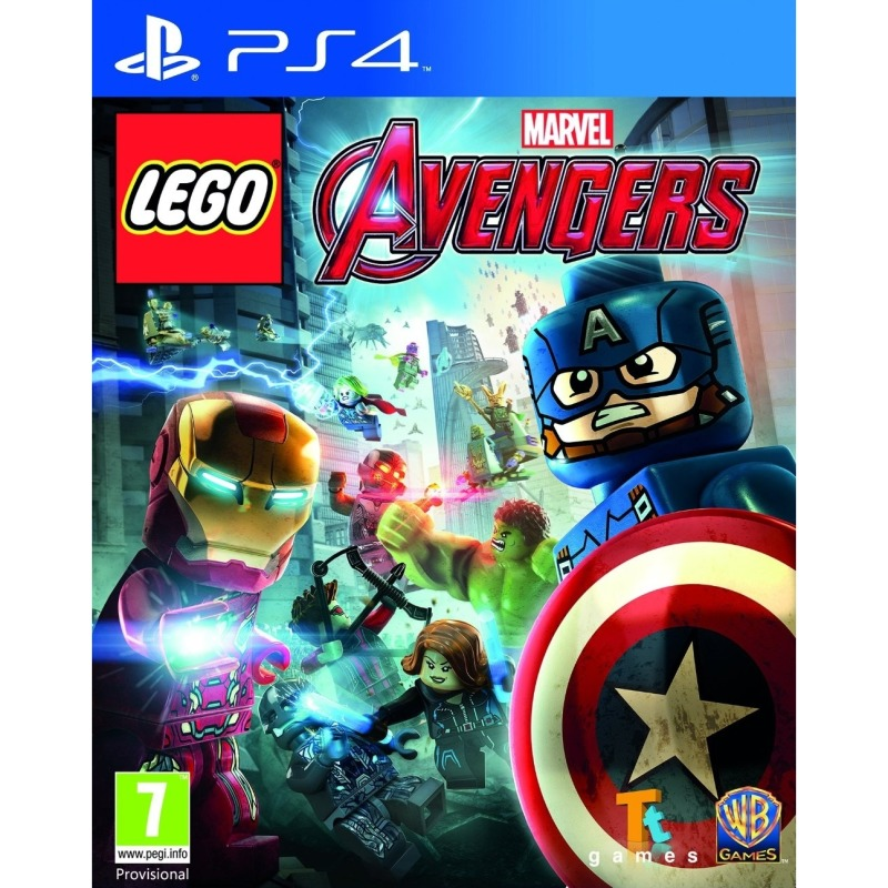 LEGO Marvel's Avengers PS4